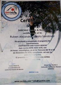 Rubén - Rescue W&F